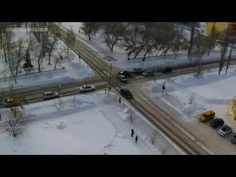 ДТП по ул.Стахановская/Бульварная  18.02.2017