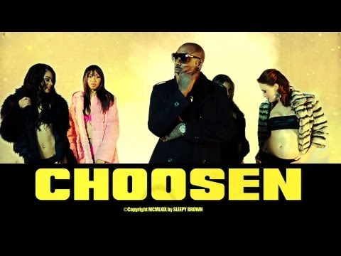"Sleepy Brown ""Choosen"" featuring Big Rube official uncensored music video HD NSFW"