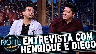 Baixar Entrevista com Henrique e Diego | The Noite (14/09/17)