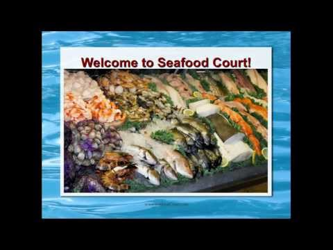 Introducing Seafood Court - Most Popular Fish Suppliers
