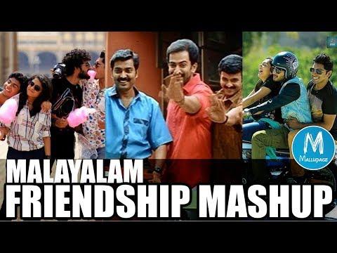 Tribute To all Friends | Friendship Song | Malayalam Chunkz Mashup | Chanchakam Thenniyum