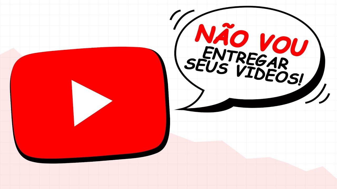 Canais estão sendo prejudicados pelo Youtube? Entenda..