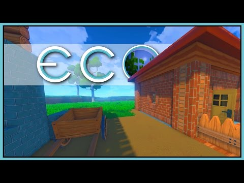 Mechanics & Tailoring - Eco Gameplay - Part 34 [Let's Play Eco Game / Eco Gameplay]