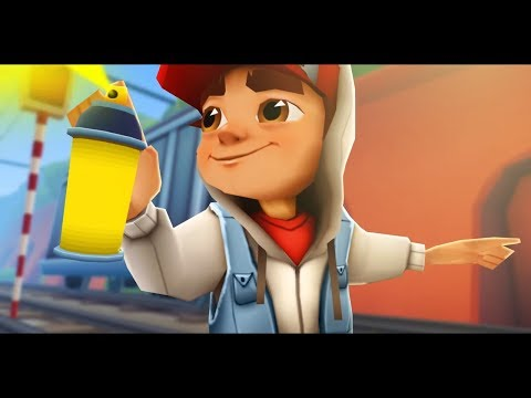 🏃💨 Subway Surfers - Launch Trailer