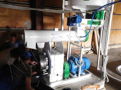 Куплю оборудование для производства пеллет производство пеллет в домашних условиях
