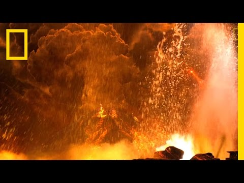 What Was the Biggest Volcanic Eruption in History? | National Geographic