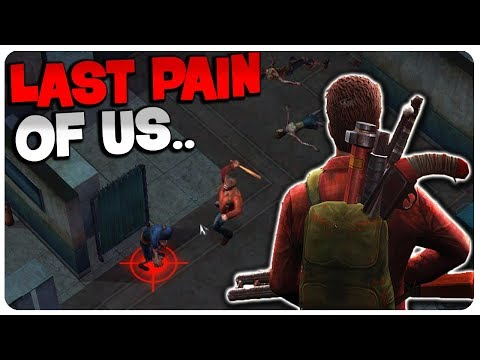 First Night Zombie Raid (Last Day on Earth Inspired) | Delivery From The Pain Gameplay Ep 2