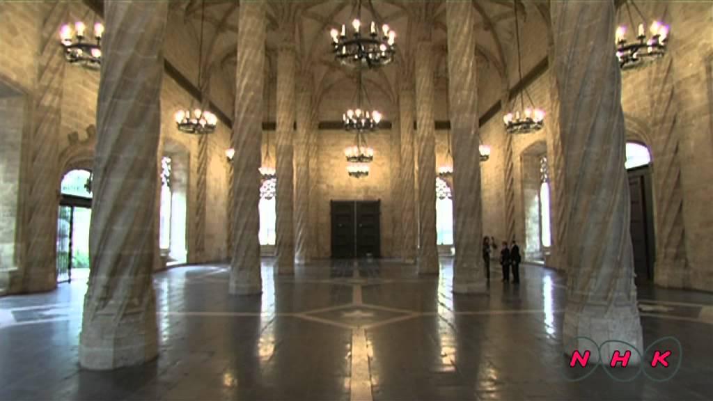 La Lonja de la Seda de Valencia (UNESCO/NHK) - YouTube