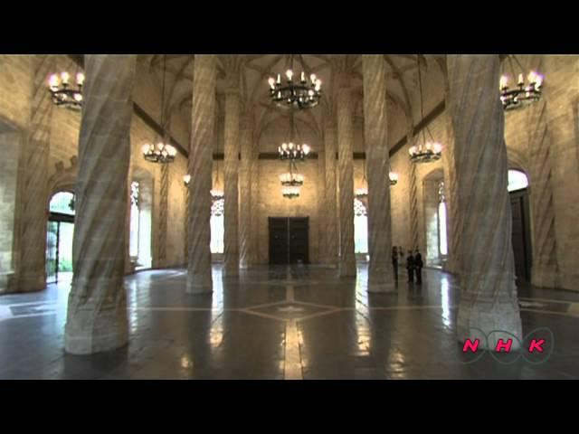 La Lonja de la Seda de Valencia (UNESCO/NHK)