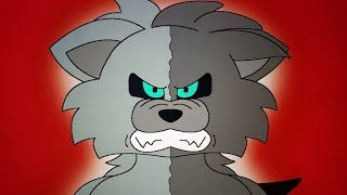 Minecraft FNAF: TwistedWolf Gets MAD!!! TwistedWolf Rage!