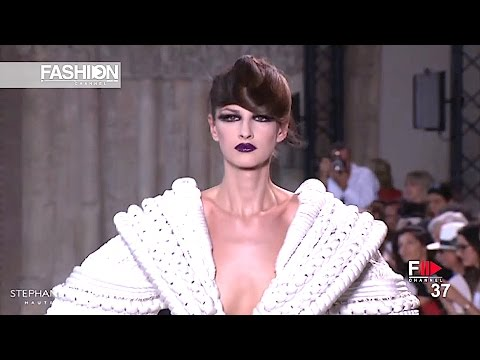 STEPHANE ROLLAND Haute Couture Autumn Winter 2011 2012 Paris - Fashion Channel