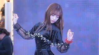 180121 오마이걸 '비밀정원' 4K 아린 직캠 OH MY GIRL Arin fancam - Secret Garden (고양 오마이걸 팬사인회) by Spinel