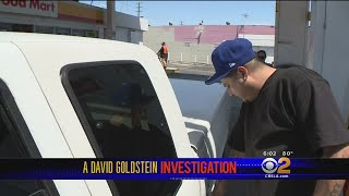 Goldstein Investigation: LA Sanitation Worker Who Flipped Truck No Longer Employed With City