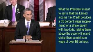 State of the Union Minimum Wage Myths