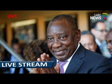 Cyril Ramaphosa answers question in the National Assembly