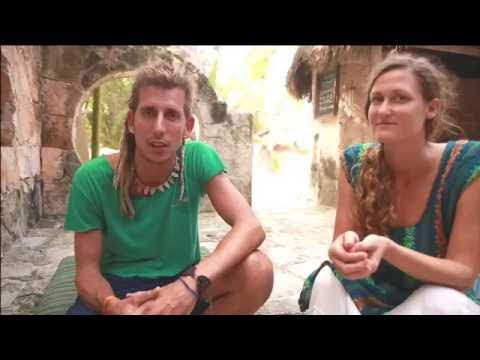 Galactic Peace Garden Sound Healing Tour and CD  interview