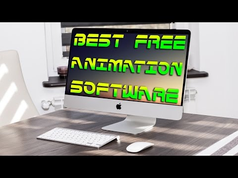 Top 3 Best Animation Software for Windows 7,Windows 8(8.1),Mac & Linux(Free/Open Source)2015-2016