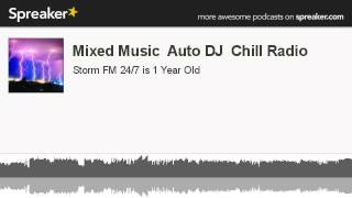 Mixed Music  Auto DJ  Chill Radio (part 8 of 20, made with Spreaker)