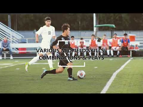 Johnny Rodas Hills (ALL American & Gatorade POY) College Soccer Recruiting *NEW* 2017 Highlights