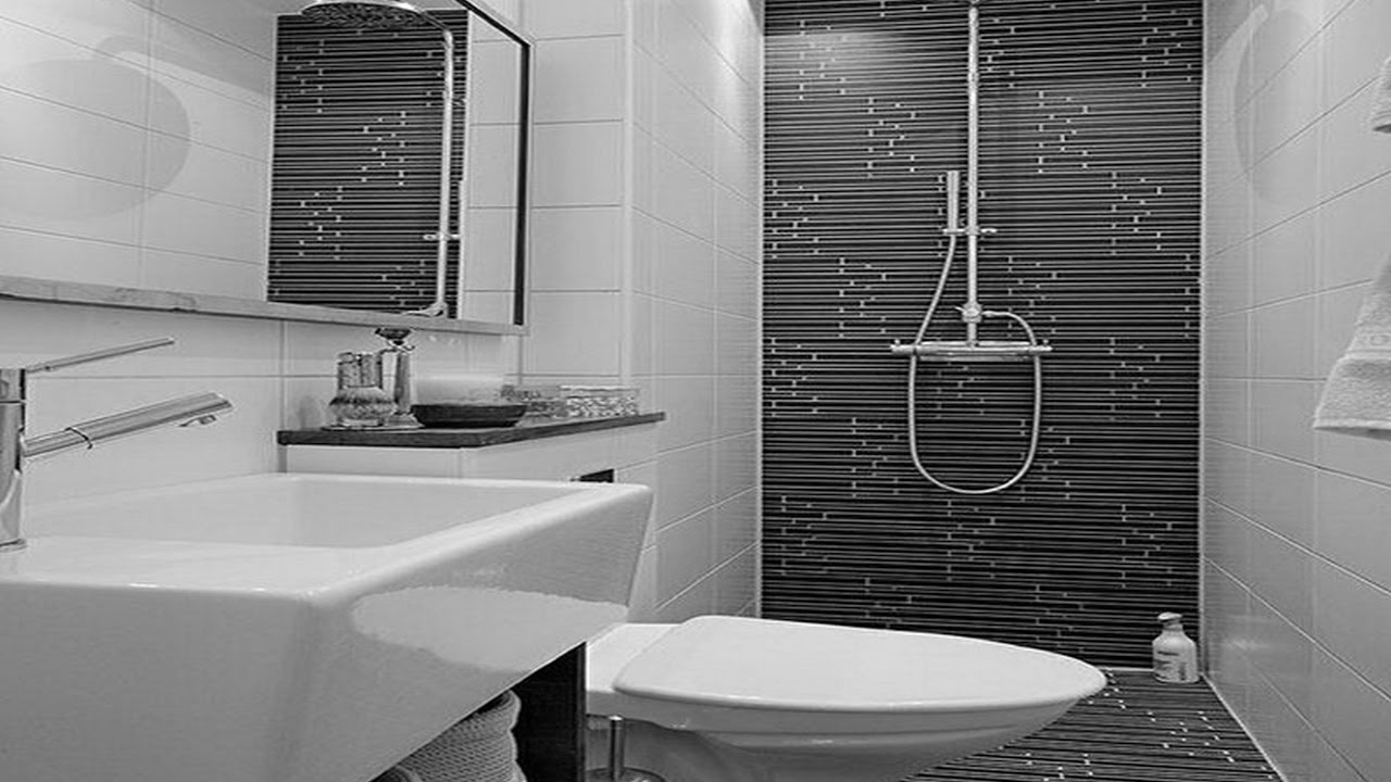 very small bathroom designs ideas small bathroom youtube - Small Bathroom Tile Ideas Designs