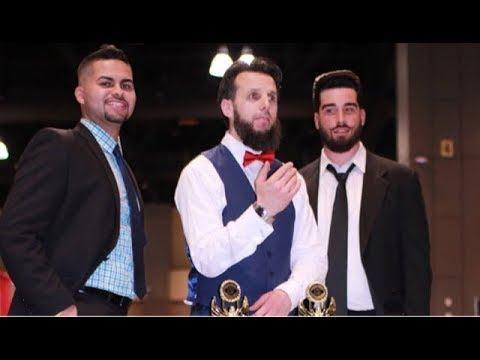 CT BARBER EXPO: Speed Fade Competition 2016