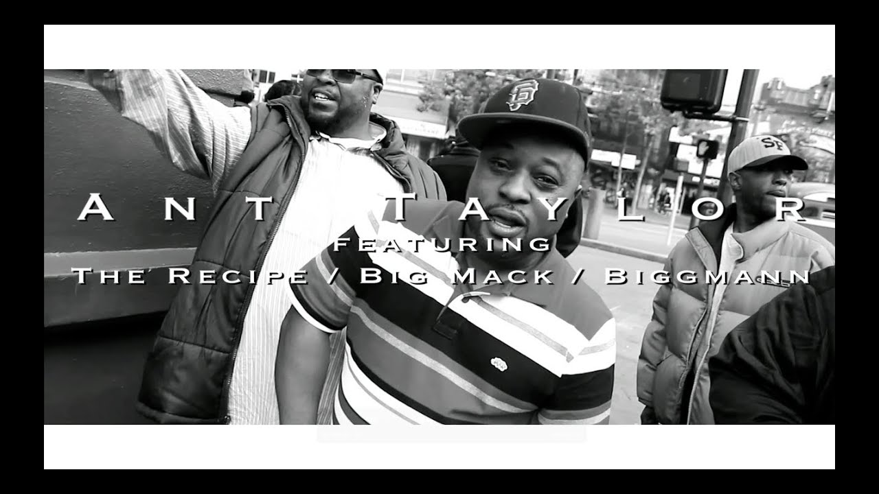 "Ant Taylor ft. The Recipe, Big Mack, Biggmann - ""Bingo"" - Directed by Jae Synth"