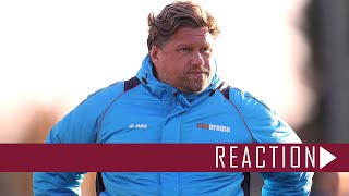 Hampton & Richmond Borough (H) Reaction: Rod Stringer