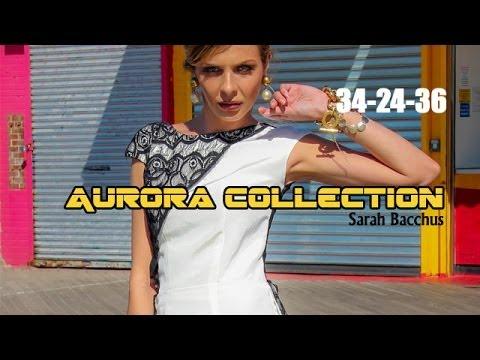 c3257f0d2ca Asymmetrical Lace Bodice Dress - 34-24-36 Sarah Bacchus - YouTube