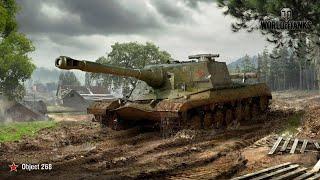 Объект 268 прицел+приводы имба? Оборудование 2.0 Стрим World of Tanks