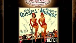 3 Ain´t There Anyone Here For Love   Gentlemen Prefer Blondes O S T   1953 VintageMusic es