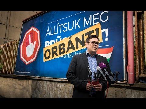 MSZP | Állítsuk meg Orbán Viktort!