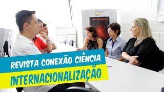 EDITORES DA REVISTA CONEXÃO CIÊNCIA TRABALHAM NA INTERNACIONALIZAÇÃO DO PERIÓDICO