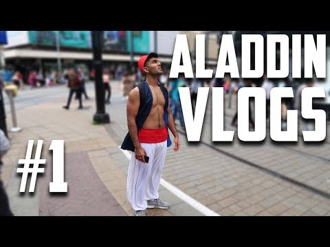 Aladdin Vlogs: The Search for Jasmine