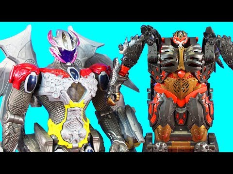 Transformers Autobot Sqweeks Imaginext Batman & Power Rangers Megazord Vs. Transformers Dragonstorm