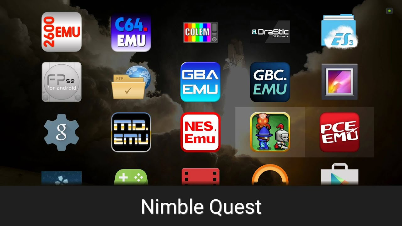 sideload launcher android tv apk
