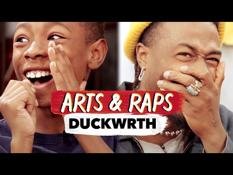 Duckwrth: Why Pink is His Favorite Color | Arts & Raps