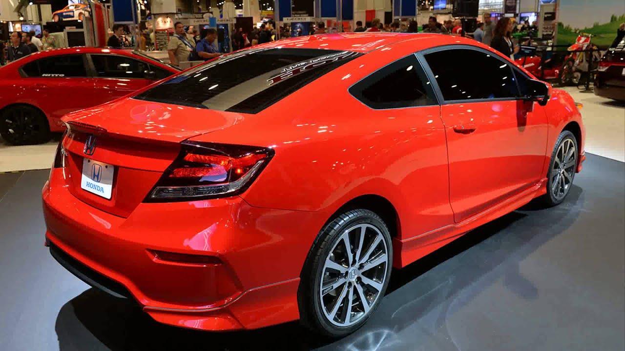 Honda 2015 model honda civic coupe youtube for 2015 honda civic models