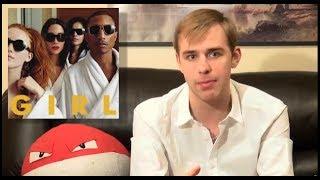 Pharrell Williams - G I R L - Album Review Mp3