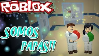 WE ARE ALREADY DADS !! ROBLOX HOSPITAL MEEPCITY // SULIIN18YT c/ Neks10