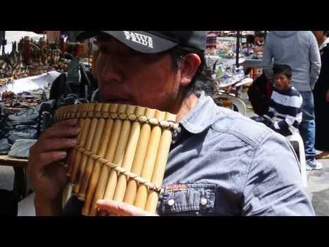 Andean Kichwa music in Otavalo