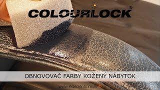 COLOURLOCK Leder Fresh – obnovovač farby: Kožený nábytok