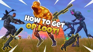 How To Get Insane Loot From Cube Monsters! - Fortnite Tips And Tricks