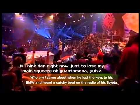 BEENIE MAN - WHO AM I [live 2002] With Lyrics!