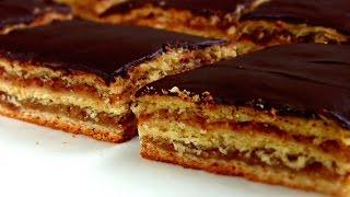 "Пирог ""ЖЕРБО"" / Пирог- торт с вареньем из песочно-дрожжевого теста"
