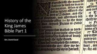 History of the King James Bible Part 1 screenshot 5