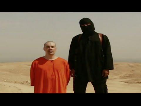 ISIS decapita a periodista estadounidense