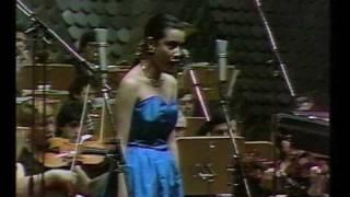 17 year old Alexandrina Pendatchanska sings