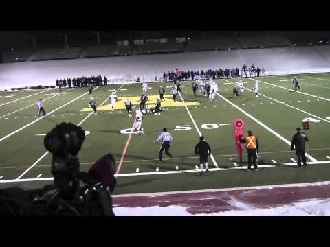 Joey Cavilla High School Football Highlights