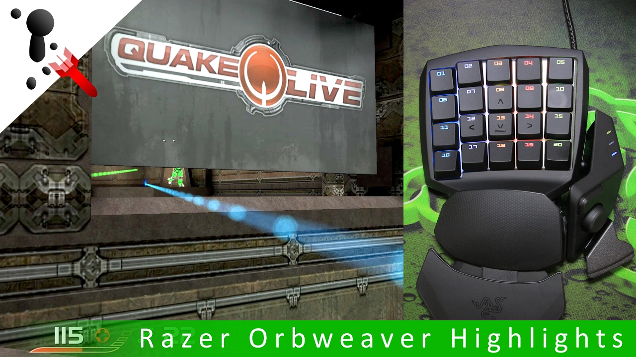 Full Highlights from the Razer Orbweaver Chroma Review