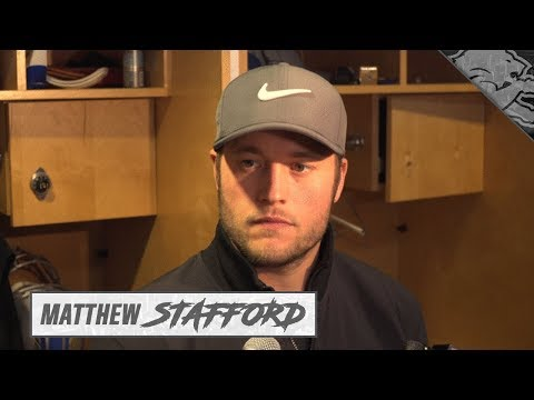 Matthew Stafford on facing the Rams